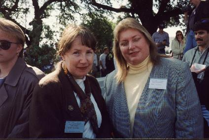 Kerry and Karen Bradford